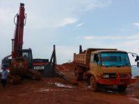 Looding Bauksit di Pelabuhan Besar Tanjung Moco Dompak di Duga Milik Oknum DPRD dan Pengusaha Tanjungpinang