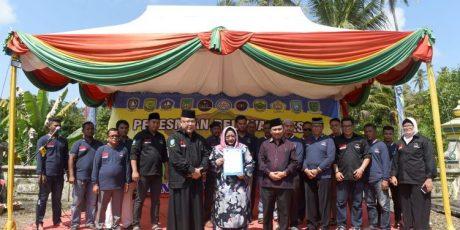 Sekda apresiasi Relawan aksi dan deklerasi, Agar Penyengat jadi warisan Dunia