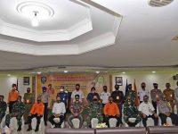 Bupati Natuna Buka Latihan SAR Daerah Tahun 2020 Kantor Pencarian dan Pertolongan Natuna