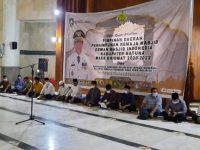 Gubernur Kepri Isdianto Lantik PD PRM Kabupaten Natuna Masa Hikmad 2020-2022
