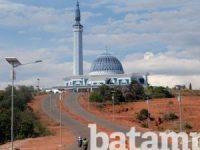 Bangun Kawasan Islamic Centre Terpadu