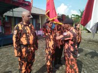 Marhusari Sinaga, Ketua Ranting PP Desa Teluk Sasah