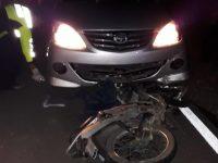 Adrias (42) Th, Tewas Tragis Terlindas Mobil Avanza yang Melaju