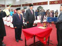 Pejabat Eselon II di Lantik Walikota Tanjungpinang, Pejabat Sebelumnya Masa Purna Bakti