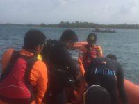 Terjadi Tabrakan Dua SPEED BOAT di Perairan Pulau Bulang Batam Dua Orang Dalam Pencarian