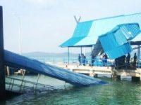 Wakil Bupati Bintan Tinjau Pelabuhan Bulang Linggi