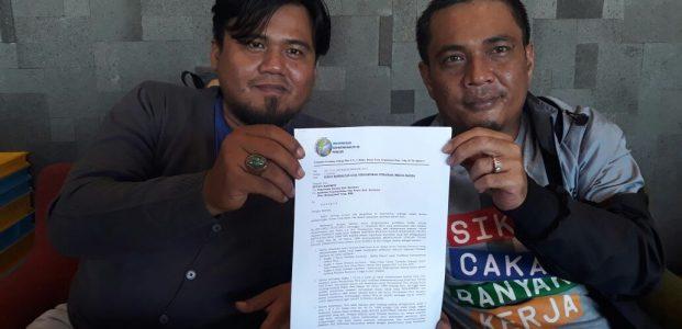IWO Kepri Layangkan Surat Keberatan Kepada Pemkab Karimun