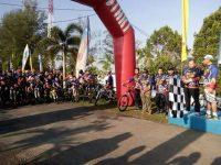 Kolonel Pnb Dadan Gunawan Melepas Peserta Fun Bike