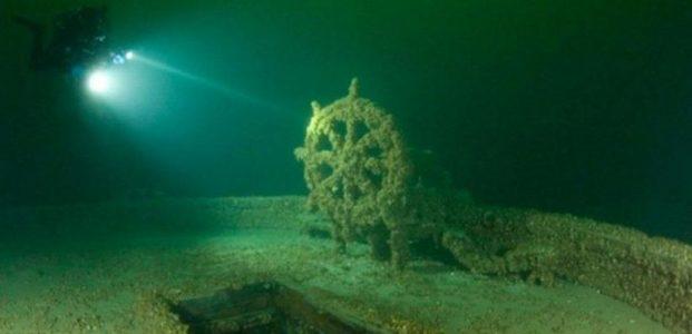 Bangkai Kapal Berisi Harta Karun Senilai Rp13 Triliun Ditemukan
