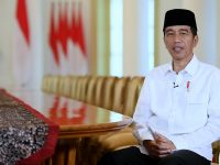 Sambut Ramadan, Presiden Jokowi Ajak Umat Jaga Toleransi dan Kerukunan