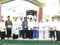 Safari Ramadhan, Wabup Dalmasri Mengajak Umat untuk Mengikis Budaya Mubazir