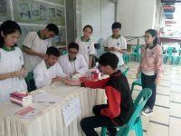 Momen Waisak, SMU Maitreyawira Gelar Bhakti Sosial Donor Darah