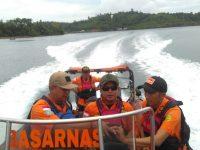 Kapal Kargo KM Berkat Anugerah Tenggelam Di Perairan Pulau Dato, Lingga