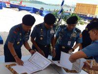 KAL Pulau Bungaran Perkuat Jajaran Lantamal IV