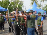 Danlantamal IV Resmi buka Kompetisi Panahan Se-Pulau Bintan