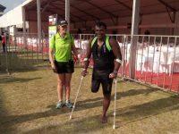 Abdul Alim, Peserta Ironman Penyandang Disabilitas