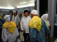 213 Jamaah Haji tiba di Tanjungpinang dalam kondisi sehat walafiat