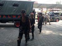 Satpol PP Tanjungpinang Lakukan Penertiban terhadap Anak Punk dan Pengemis