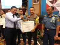 Polres Tanjungpinang Raih Peringkat Kedua Kinerja Terbaik Pelaksanaan Anggaran Satker
