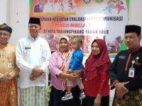 Tanjungpinang tertinggi untuk Imunisasi MR di Kepri