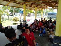 KAL Mapor Amankan TKI Ilegal Dari Malaysia