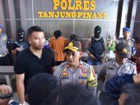 Sembunyikan Sabu Di Bra, ZL Diciduk Polisi