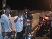Antisipasi Kejahatan, Enam Pemuda Diamankan Polisi