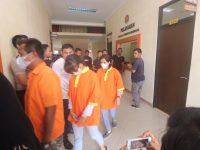 15 Orang Penjudi Gelper Elektronik Ditangkap di Sagulung Batam