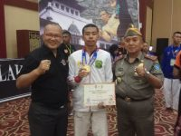 Tanjungpinang Raih Juara Umum Tarung Drajat Di Porprov Kepri IV