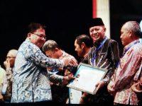 Pemko Tanjungpinang Terima Penghargaan Predikat Kepatuhan Dari Ombudsman RI