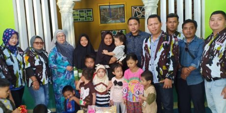 SPK IPK Tanjungpinang Beri Bantuan Ke Panti Asuhan Nurul Hikmah