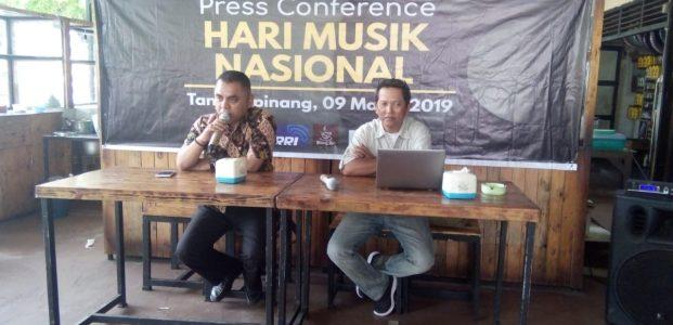 Maret Ini! BMC Gelar Festival Musik Nasional di RRI Tanjungpinang