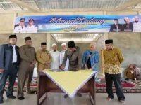 Resmikan Pondok Pesantren Al Ikhsan, Apri: Wujudkan Visi misi Bintan Yang Madani