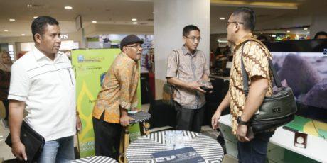 Komisi I DPRD Provinsi Kepri Tinjau Pemeran Kemilau Kepri