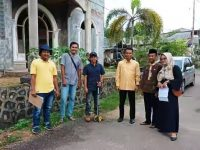 Tampung Aspirasi Masyarakat, Wakil Ketua Komisi III DPRD Kota Tanjungpinang Tinjau ke Titik Lokasi Pembangunan