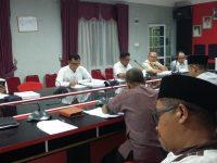 Pansus LKPj DPRD Bahas Laporan Pertanggungjawaban Walikota Tanjungpinang Tahun 2018