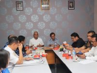 Komisi I DPRD Provinsi Kepri Kunker ke KPU Kota Batam
