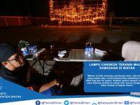 Lampu Cangkok Kembali Menyala di Beberapa Titik Wilayah di Bintan