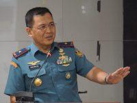 Komandan Pusat Penerbangan TNI Angkatan Laut Beri Pembekalan Kepada Perwira Siswa PAPK TNI AL Angkatan XXVI