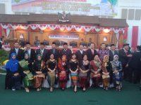 Sebanyak 30 Anggota DPRD Kota Tanjungpinang Periode 2019 – 2024 Resmi Dilantik