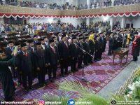 45 Anggota DPRD Provinsi Kepri Resmi Diambil Sumpah Jabatan