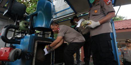 Polda Kepri Musnahkan Narkotika Jenis Sabu Seberat 32 Kg