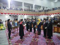 Jumaga Nadeak Sah Dilantik Jabat Ketua DPRD Provinsi Kepri