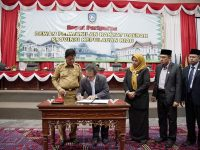 DPRD dengan Pemerintah Provinsi Kepulauan Riau Menyepakati KUA – PPAS Sebesar Rp 3,945 Triliun