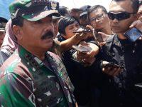 Panglima TNI Meninjau Kesiapan Lahan Pembangunan Makogabwilhan I di Tanjungpinang Kepri