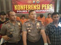 Diburu dari Tanjungpinang, 4 Kurir Narkoba Berhasil Ditangkap Team Sat Resnarkoba Polres Tanjungpinang di Jambi
