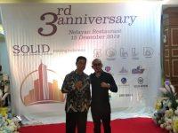 3 Tahun SOLID Group Hadir di Kepri, George Santos: Berharap Mampu Menyerap Tenaga Kerja Sebanyak-banyaknya