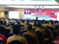 PMD Disdukcapil dan Kemendagri Menggelar Rapat Bersama Kepala Desa Se-Provinsi Kepulauan Riau