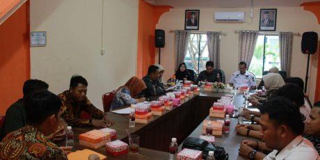 Rakor Sentra Gakkumdu Tanjungpinang, Siap Sukseskan Pilkada 2020