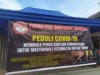 Peduli Akan Dampak Covid 19, FPII Bintan Buka Posko Bantuan